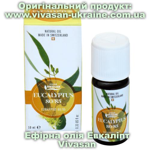 Ефірна олія евкаліпта Vivasan