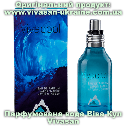 Парфумована вода Viva Cool Vivasan