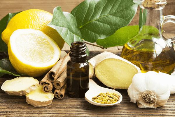 Ароматерапия и здоровое питание