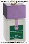 Ароматизатор воздуха с бамбуковыми палочками Абсолютно зеленый чай 100 мл Vivasan