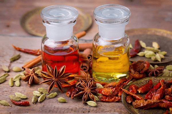 Ароматы эфирных масел и душистых веществ