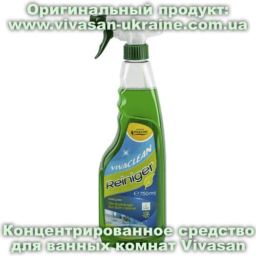 Чистящего средства для ванных комнат Vivasan