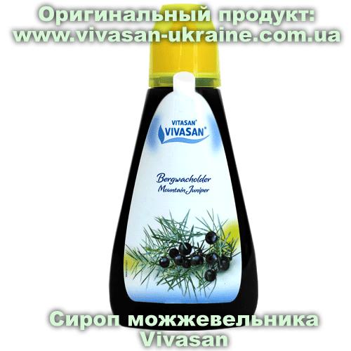 Сироп Можжевельник/Mountain Juniper Vivasan