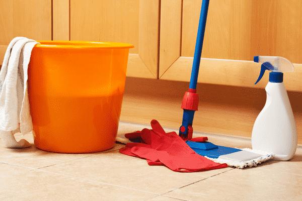 Чистота в доме при помощи эфирных масел
