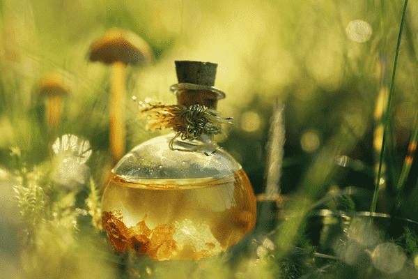 Эфирные масла и кожа