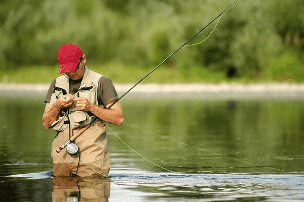 Эфирные масла на рыбалке