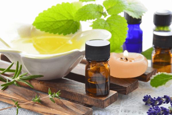 Эфирные масла против морщин