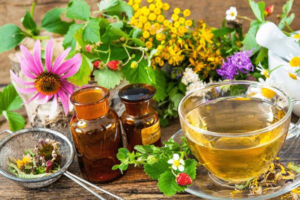 Эфирные масла в питании