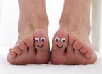 Вы давно парили ноги?