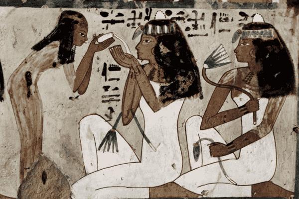 История применения эфирных масел