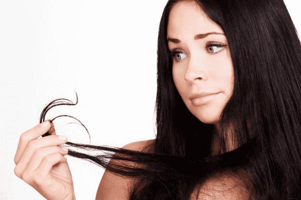 Лечение секущихся кончиков волос эфирными маслами