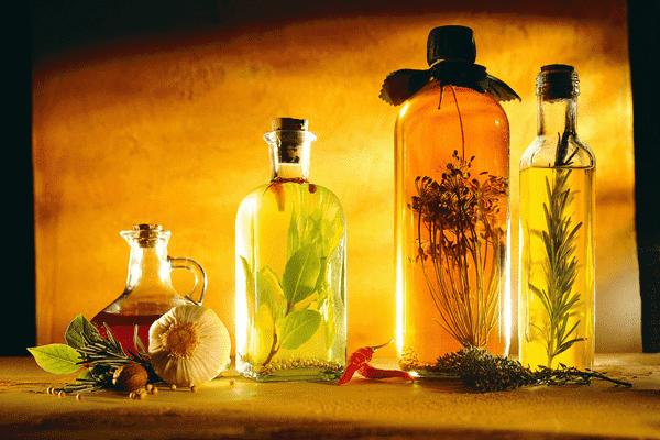Настоянные ароматические масла в домашних условиях