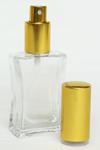 Специальный подарок к наборам Вивасан. Стеклянный пульверизатор и сборник рецептов по ароматерапии