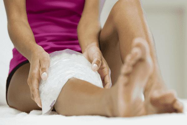Первая помощь при повреждениях кожи