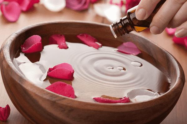 Приготовление средств для волос на основе эфирных масел