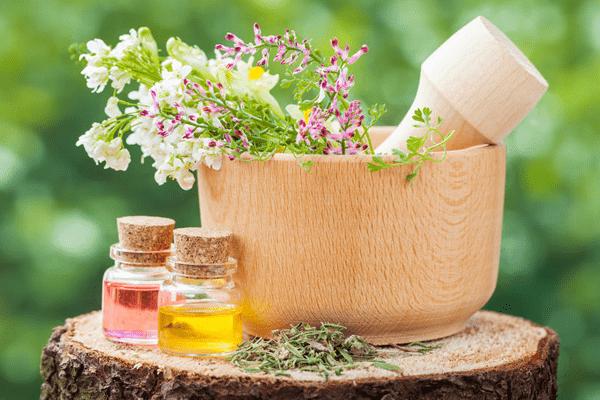 Создание лечебных духов