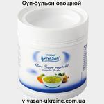 Суп-бульон овощной Vivasan
