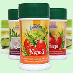 Ассортимент натуральных товаров для здорового питания Vivasan, Швейцария