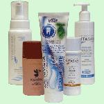 Ассортимент натуральных товаров для личной гигиены Vivasan, Швейцария