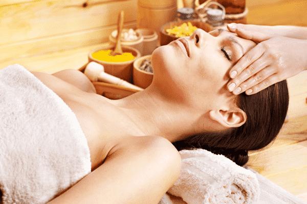 Уход за кожей лица эфирными маслами