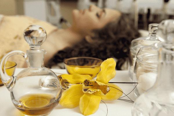 Укрепление и лечение волос эфирными маслами