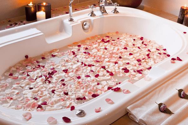 Ванны, ванночки и биде с эфирными маслами