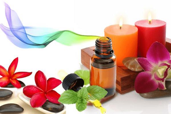 Вибрации эфирных масел. Музыка ароматов