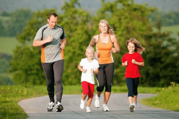 За здоровьем - на свежий воздух