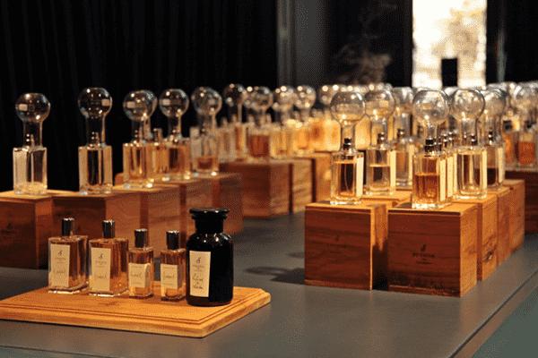 Законы ароматической композиции. Таблица сочетания ароматов